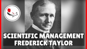 frederick taylor scientific management