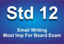 Email Writing most imp for board exam
