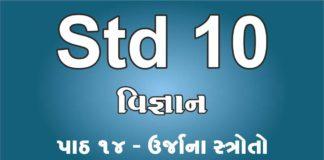 STD 10 VIGNAN LESSION 14